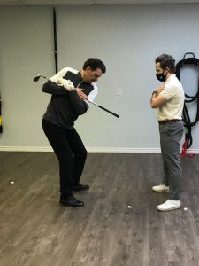 Vernon, Golf, Physio